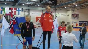 Dag Øxnevad, Gull i klassen M50-54