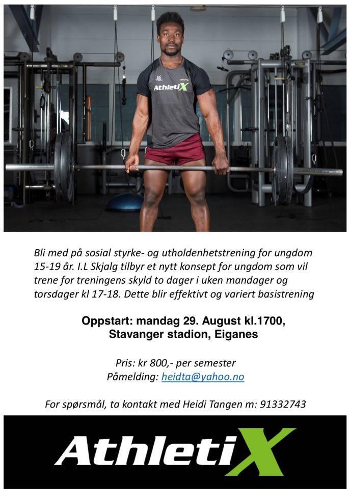 athletix_poster